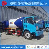 工場製造者10m3 12m3 5ton 6ton LPG LPGの補充のためのBobtailタンクトラック