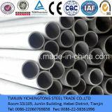 ASTM 304 tube sans soudure ovale en acier inoxydable (YCT-S-127)