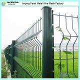 PVC Coated Curvy Welded Fence di Direct Wholesale della fabbrica da vendere