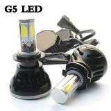 Top Lumen 18 Meses Garantia 80W 8000lm 9V-36V H1 H3 H7 9005 9006 LED de luz principal para farol LED de carro