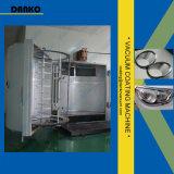 Máquina híbrida nana plástica de la vacuometalización de la capa PVD Pecvd de la iluminación automotora