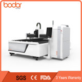 Cortadora protegida 2000W del laser de la fibra del metal de la fabricación 500W 1000W del laser del CNC del laser de Bodor