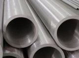 Tubulação sem emenda de aço inoxidável de ASTM A312 para o gás industrial