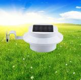 Indicatore luminoso solare Ledstar dell'iarda del giardino del percorso di rilevazione di movimento dell'indicatore luminoso della lampada da parete della lampada del corridoio dell'indicatore luminoso della rete fissa dell'indicatore luminoso solare esterno del dispersore 3LED