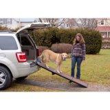 Perro de mascota de la rampa tríptico sobre la rampa de PET de 71 pulgadas soporta 200lbs.