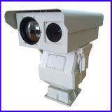 10km Dubbele IP van de Thermische Weergave van de Visie Infrarode Camera (PK-tvc4515-2050-IP)