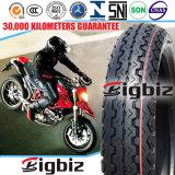 China-guter schlauchloser Gummimotorrad-Reifen 80/90-17