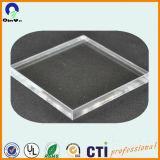 アクリルのプラスチックシートの反静的な固体アクリルシート
