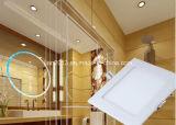 luz del panel de la casilla blanca LED de 4W SMD2835 AC95-240V