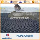 Высокопрочный HDPE Geocell для мягкого стандарта учредительства ASTM d почвы