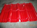 Lamiera galvanizzato ondulato calibro di alluminio di vendita caldo dello zinco 18 dello strato del tetto in India