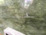 高品質のホーム製品の緑の石造りの大理石の平板、自然な石造りの大理石のオニックスのタイルの平板