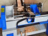 Lathe машинного оборудования древесины CNC автоматический подавая поворачивая для ручек инструмента