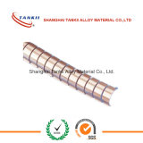 La lega di rame del berillio C1720 mette a nudo a strati la larghezza di 0.8mm 200mm