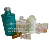 Cosmético, contenedor, clavo, polaco, botella, pantalla, impresora
