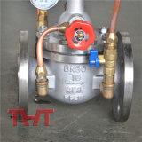 Druckreduzierendes Ventil-/Wasser-Regelventil