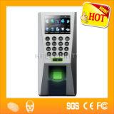Sistema di obbligazione della casa della tastiera di controllo di accesso del portello dell'impronta digitale (HF-F18)
