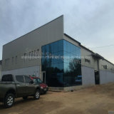 Estructura de acero del taller del almacén de la alta calidad