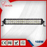 20 Watt LED de conduire la lumière (lumière de travail DEL) pour jeeps et camions