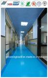 SPUA flexible de material del suelo para el Hospital y el uso de la escuela