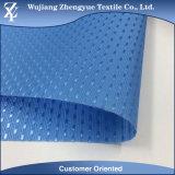 Polyester-wasserdichtes Kettenjacquardwebstuhl-Oxford-Beutel-Gewebe 100% mit PU-Beschichtung