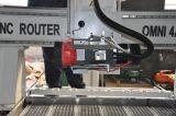 Het houten CNC van de Router Aluminium van het Koper van het Messing voor Ce
