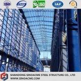 Alta struttura del metallo di aumento per il workshop