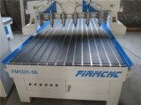 Ranurador multi del CNC de las pistas de la máquina de madera del CNC del eje del surtidor 3 de China