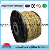 Les meilleures ventes ! à l'extérieur câble téléphonique militaire des câbles D10 de télécommunications de câble d'inducteur de porte dans le prix bas de qualité