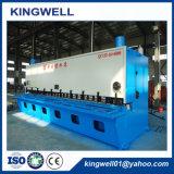 Heiße Verkaufs-Guillotine-scherende Maschine für Metallplatten (QC11Y-16X6000)