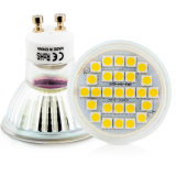5050 LED 27PCS 4.5W GU10 AC85-265V LED 스포트라이트