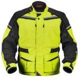 Текстильный лучшие защитные Vintage мотоцикл куртка с доспехи