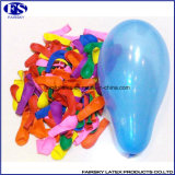 Blue Water Balloons Factory China Luftballons Latex-Ballon