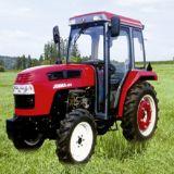 trattore agricolo dell'azienda agricola di 45HP 4WD Jinma con il certificato del CE