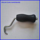 Poignée en plastique d'outils La barre de crochet en acier attache de la barre de torsion du fil de boucle