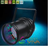 Éclairage de scène /139/177/183x10mm conduit par la lumière /Disco lumière