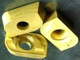 Покрывая лезвие карбида Инструмент-Вольфрама карбида Наклонять-Вольфрама цементированного карбида