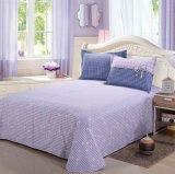 100%年の綿の印刷の卸売の慰める人カバーセットの寝具をオンラインで買いなさい