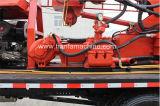 Hft220 트럭에 의하여 거치되는 우물 드릴링 리그
