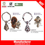 2015leopard Printing Dog Neck Belt, Pet Product (YJ83717)