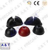 Receso de goma o plástico anterior para el ancla prefabricada