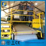Papel higiénico 787 que hace la máquina para reciclar capacidad del papel usado 1 tonelada por día