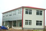 Edificio per uffici chiaro prefabbricato della struttura d'acciaio (KXD-pH14)