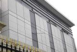 El aluminio de PVDF cubre el panel compuesto de aluminio ACP Acm