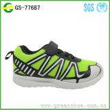 Nuevos zapatos de calidad superior del niño de los zapatos ocasionales de los zapatos de bebé de TPR
