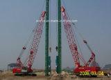 Grue de chenille CQUY550 hydraulique pour se soulever dans la construction