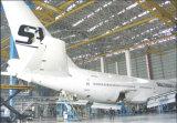 Entrepôt léger pré conçu de réparation de gicleur de structure métallique (KXD-224)