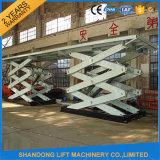 Hidráulico de elevación del coche / Elevador hidráulico de coches para el hogar Garaje
