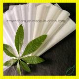 Papier d'auto-collant blanc de catégorie comestible pour l'exportation