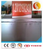 Placa de chapa de aço inoxidável de alta temperatura laminada a frio Placa 310S